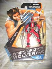X-Men Origins Wolverine Deadpool 4in Action Figure Hasbro Toys! UNOPENED NIB!