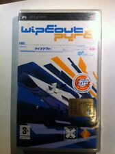 WIPEOUT PURE PSP NUOVO  SIGILLATO SEALED  IN ITALIANO PRIMA RELEASE