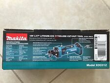 MAKITA XOC01Z 18V LXT LITHIUM-ION CORDLESS CUT OUT TOOL (TOOL ONLY) NEW