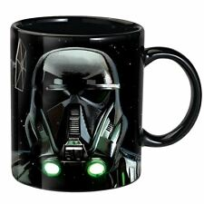 Oficial Rogue Trooper calor el cambio de una muerte Taza en caja de regalo de Star Wars