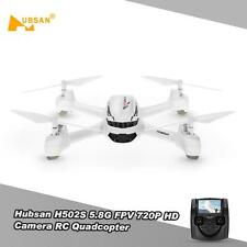 HUBSAN H502S X4 5.8 FPV GPS RC Quadcopter Drone Camera Follow Me CF Mode V1H7