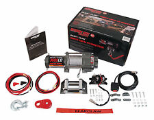 Bear Claw High Output 3600 lb. ATV / UTV Deluxe Winch Complete Package!