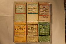 A History of Philosophy: Greece, Rome, Medieval & Renaissance (6 Books)