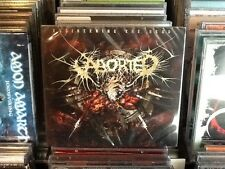 "ABORTED  ""Engineering The Dead"" LTD.EDITION (CD) New & Sealed"