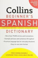Collins Beginner's Spanish Dictionary 7th Edition
