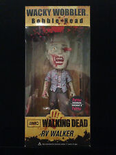 FUNKO WALKING DEAD BLOODY RV WALKER WACKY WOBBLER BOBBLE HEAD HMV EXC DENTED BOX