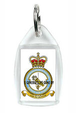 ROYAL AIR FORCE 4 FORCE PROTECTION WING KEY RING (ACRYLIC)