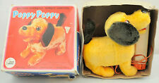 Vintage 60's Peppy Puppy Battery Operated Toy Nice!!