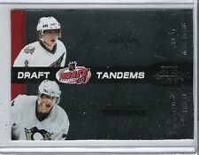 10-11 2010-11 PLAYOFF CONTENDERS ALEX OVECHKIN / EVGENI MALKIN DRAFT TANDEMS 18