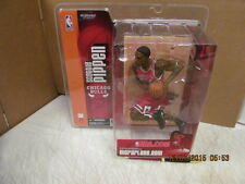 McFarlane Action Figure NBA Series 6 Scottie Pippen  Red Jersey  NIP!!