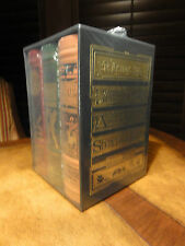 Easton Press VERNE: THE MYSTERIOUS ISLAND 3 vol Deluxe Limited Edition