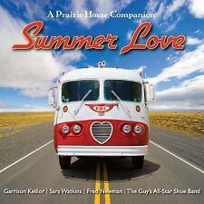 SUMMER LOVE unabridged audio book on CD by GARRISON KEILLOR