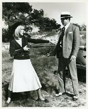 FAYE DUNAWAY WARREN BEATTY  BONNIE AND CLYDE  1967 VINTAGE PHOTO ORIGINAL #22