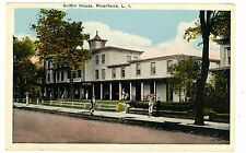 Riverhead LI NY - VIEW OF GRIFFIN HOUSE HOTEL - Postcard