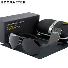 New Mens Polarized Sunglasses Outdoor Driving Eyewear Aviator Sports Sun Glasses