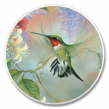 HUMMINGBIRD 2CT CAR COASTERS