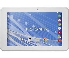 "Insignia Flex 8"" NSP-16AT08 NSP16AT08 16GB WiFi Android Tablet Silver White"