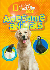 National Geographic Kids: Awesome Animals (DVD, 2014)