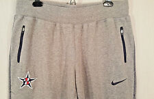 Nike Dream Team Olympic Warm Up Pants USA Basketball Men's 2XL XXL Gray tech