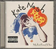 KATE NASH My Best Friend is You CD NEW 13 track 2010