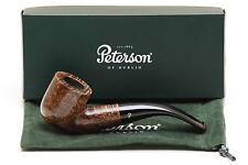 Peterson Shannon Briars 01 Tobacco Pipe Fishtail