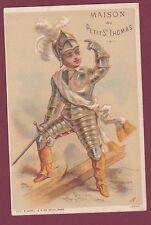 Chromo Appel - MAISON PETIT ST THOMAS - chevalier armure