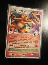 PL Pokemon CHARIZARD G LV.X Card Black Star PROMO Set DP45 Ultra Rare Tin Holo