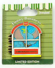 Disney Pin Funny Business Dumbo's Flight School Pin LE 1000