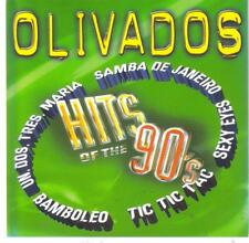 Olivados  -  Hits Of The 90's CD 2