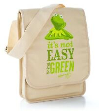 Hallmark Muppets Kermit the Frog Canvas Messenger Bag