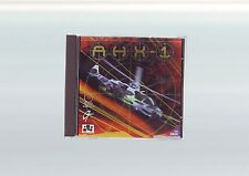 AHX-1 - RARE CLASSIC 1997 HELICOPTER COMBAT FLIGHT SIM PC GAME - FAST POST - VGC