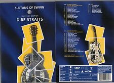 DIRE STRAITS 2 CD + DVD SULTANS OF SWING The very best of DELUXE EDITION 2003