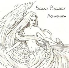 "Solar Project:  ""Aquarmada""  (CD)"
