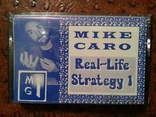 Mike Caro Real-Life Strategy 1 - cassette tape. Poker, Life Strategy, 1992