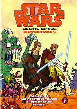 Star Wars - Clone Wars Adventures: v. 7 by Ethen Beavers, Fillbach Brothers,...