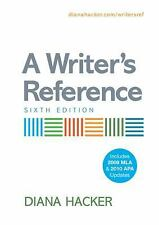 A Writer's Reference with 2009 MLA and 2010 APA Updates by Diana Hacker (2010, P