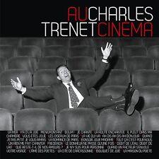 CHARLES TRENET - CHARLES TRENET AU CINEMA  CD NEU