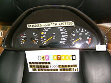 tacho kombiinstrument mercedes clk 208 2085400511 speedometer cluster clock