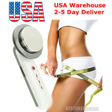3in1 Ultrasonic Infrared Lights Body Slimming Pain Therapy Abdomen White by USA