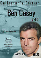 Ben Casey-20 Classic Episodes -4 DVD Set-Volume TWO