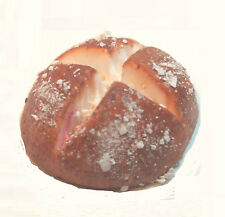Dollhouse Miniatures Irish soda bread round loaf : G159