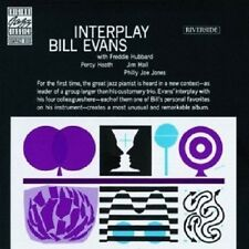 BILL EVANS QUINTET (FEAT. FREDDIE HUBBARD) - INTERPLAY  CD  7 TRACKS JAZZ  NEU