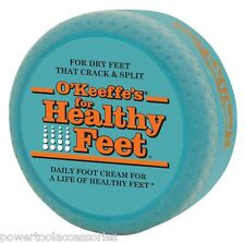 O'Keeffe's Healthy Feet Foot Cream for Cracked/Split Skin, Non-Greasy O'Keeffes