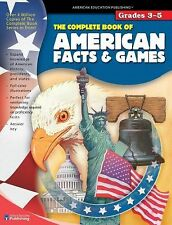 The Complete Book of American Facts and Games - School Specialty Publishing - Pa