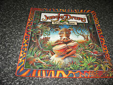 Jungle Drums by Graeme Base Hardcover Brand New