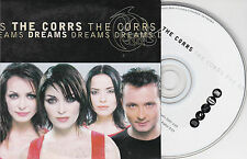 "CD CARTONNE CARDSLEEVE THE CORRS ""DREAMS"" 2T 1998"