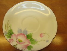 vintage small china tea saucer made in Occupied Japan
