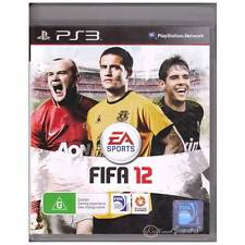PLAYSTATION 3 FIFA 12 PS3 AUSSIE SELLER & RELEASE DUAL SHOCK 3 SPORT 2012 [BN