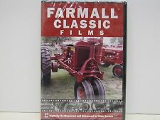 Farmall Tractors Classic Films The Early Years DVD - The Thirties