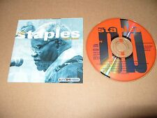 Pops Staples Father Father 11 track cd 1994 Rare